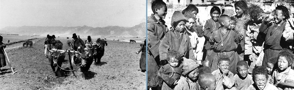 Life in Tibet before 1959
