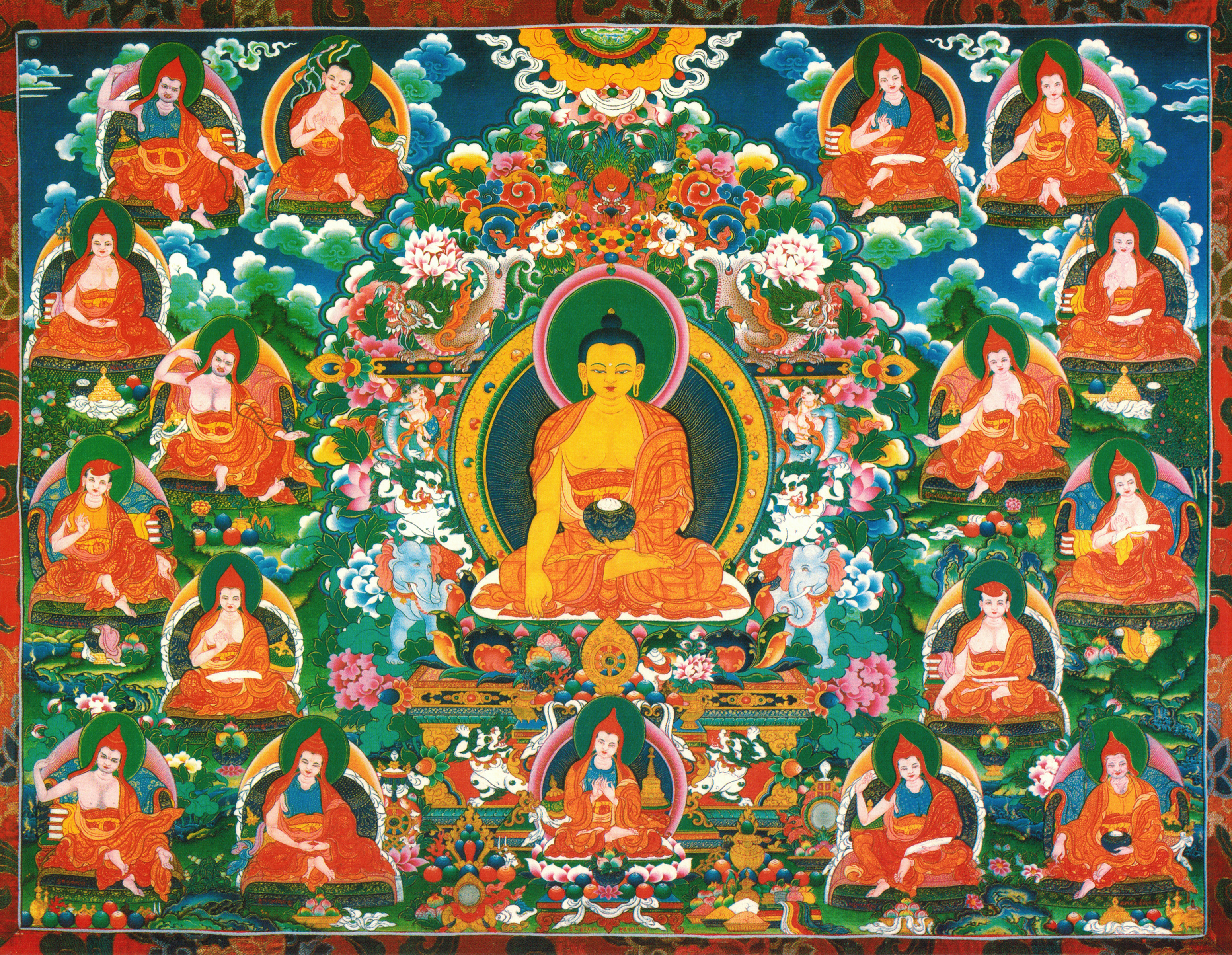explain the trikaya doctrine in buddhism
