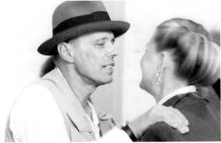 Joseph Beuys and Louwrien Wijers, 1982