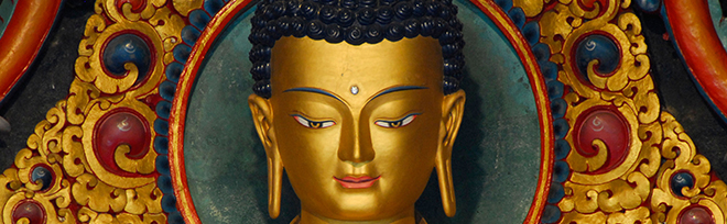 an adoption of buddhism in the west Adoption of the swastika in the west the swastika used in buddhist art and scripture is known in japanese as a manji, and represents dharma, universal harmony, and the balance of opposites when facing left, it is.